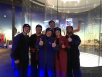 January 2018 Outing to iFLY